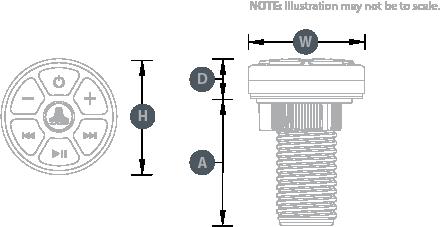 JL Audio Marinepakke 2 4 Høyttalere Forsterker Bluetooth 710