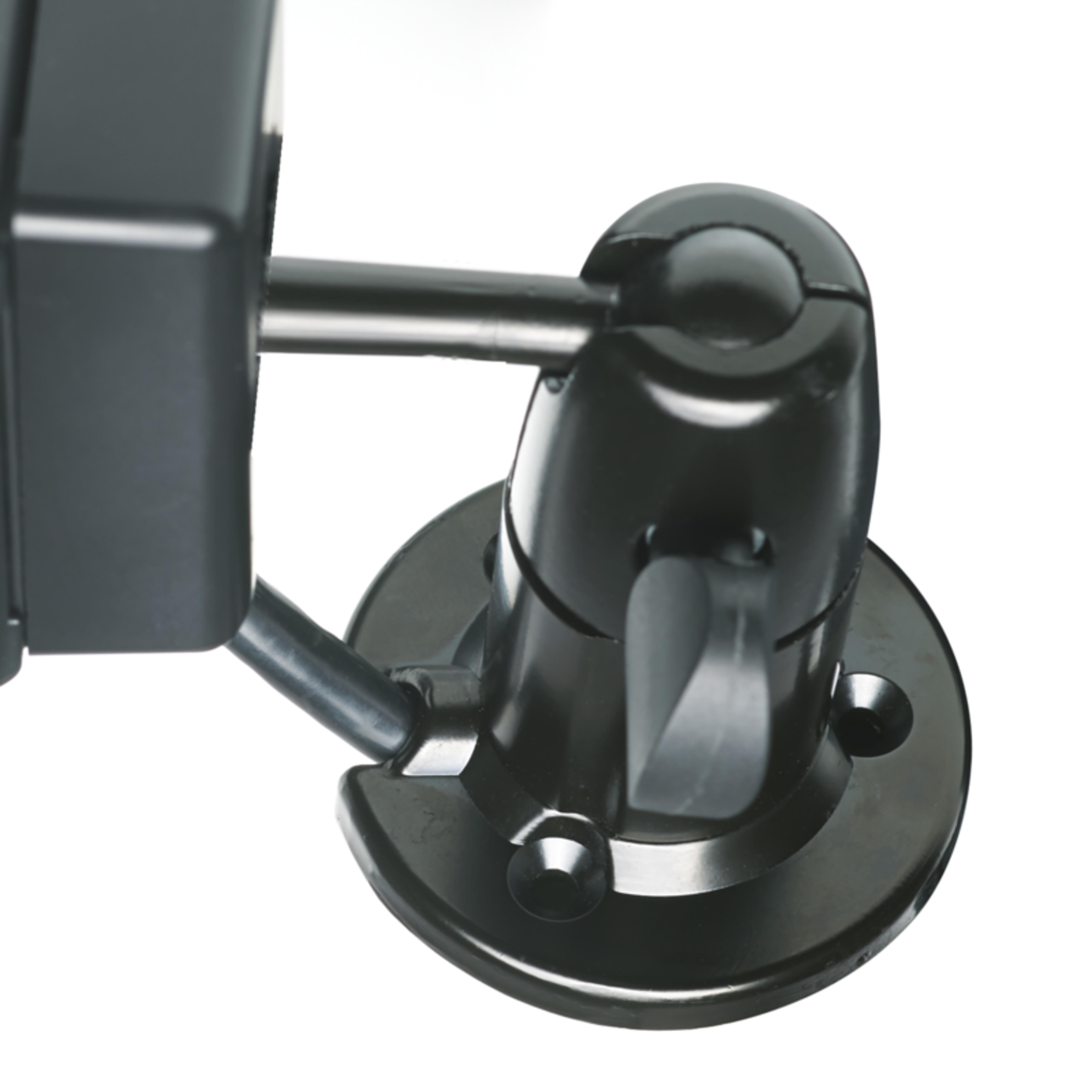 Ryggekamera DOMETIC PerfectView RVS 594 5 skjerm lukkbart twin kamera sølv 9600008363