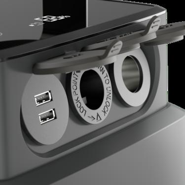 USB-porter