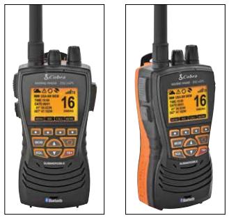 VHF COBRA HH600 Håndholdt mGPS DSC flyter 1012939