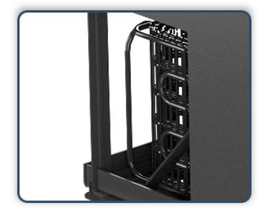 Kjøleskap ALPICOOL CR65 Børstet stål 65L kompressor App styring 1032136