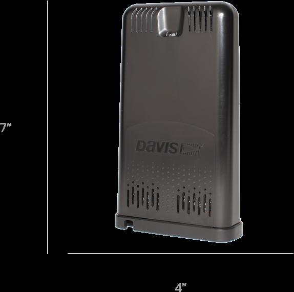 Tilbehør DAVIS WeatherLink Live Stream værdata over WiFi på nett 2346114
