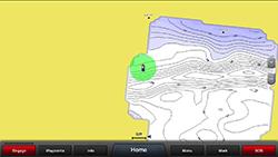 Kartplotter GARMIN GPSMAP® 8417 17 Multifunksjonsskjerm 0100151000