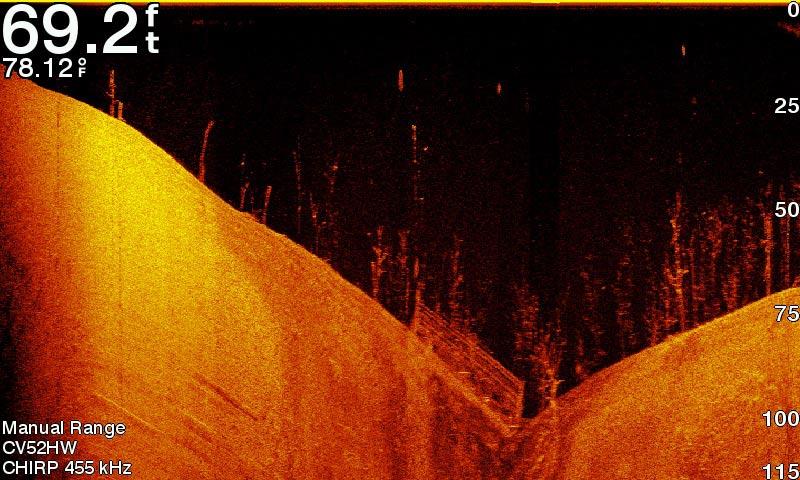 Kartplotter GARMIN ECHOMAP Plus 72cv uten svinger 0100189200