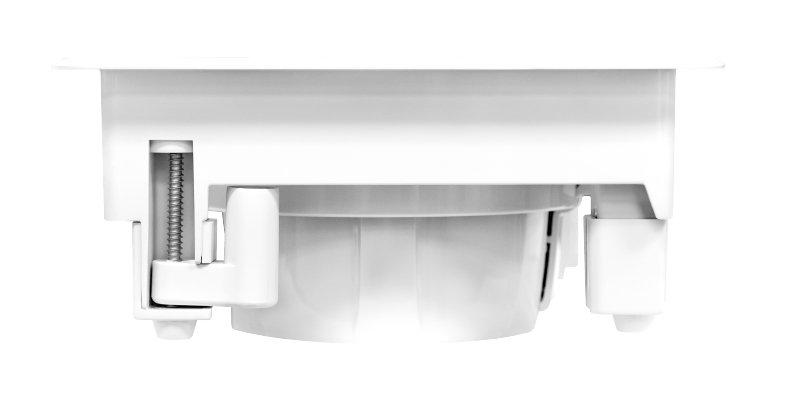 Båthøyttaler FUSION FM Serieshøyttalere 65 120W kvadratisk hvit par 0100229910
