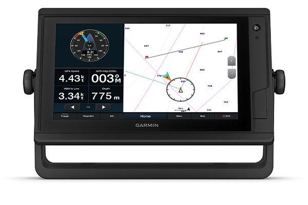 Kartplotter GARMIN GPSMAP 922 Plus ikkeekkolodd kun 0100232100