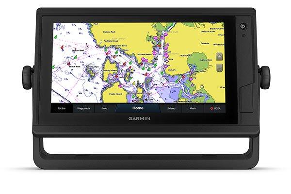 Kartplotter GARMIN GPSMAP 922xs Plus ClearVü og CHIRP 0100232102