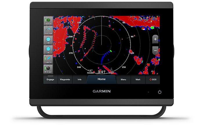 Kartplotter GARMIN GPSMAP 723 9 XVGA Touch MFD 0100236500