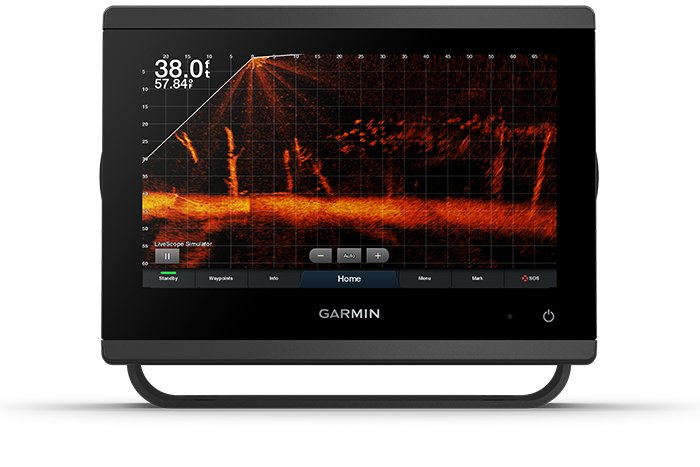 Kartplotter GARMIN GPSMAP 1223xsv mekko 12 IPS Touch MFD usvinger 0100236702