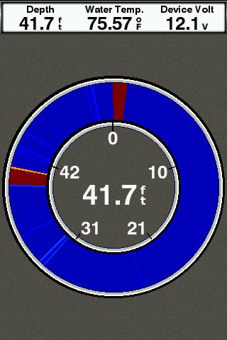 Ekkolodd GARMIN Striker 4 CHIRP mGPS 35 200W mHekksv 0100155001