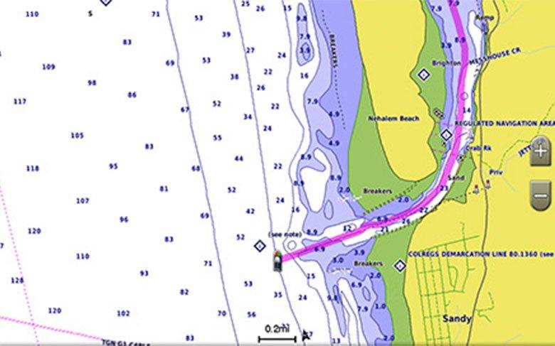Garmin Bluechart g2 vision g3 HD R VEU052R SognefjordenTrondheim 010C078800