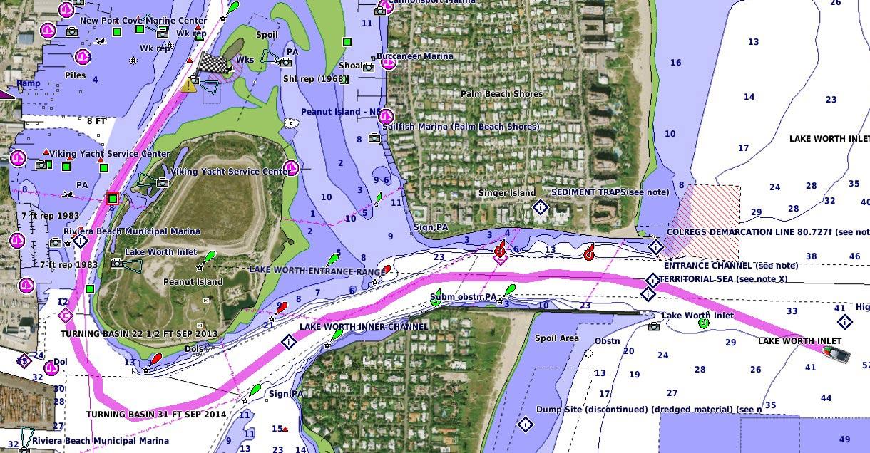 Kartplotter GARMIN echoMAP Plus 42cv Kartplotterekk 43 skjerm uten svinger 0100188400