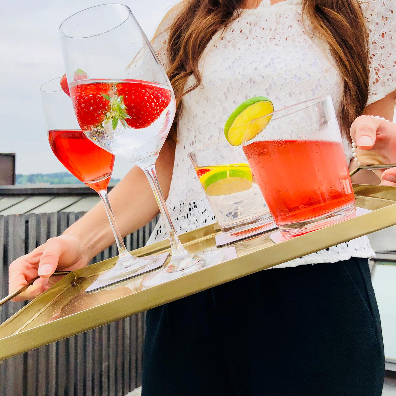Uknuselige glass SILWY Magnetic Plastglass Drikkeglass 1 stk klar bunn lokk og magnetpd S02519031
