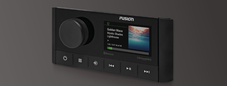 Anlegghovedenhet FUSION RA210 Marine Stereo 4x50W Bluetooth Airplay 2 NMEA2000 677